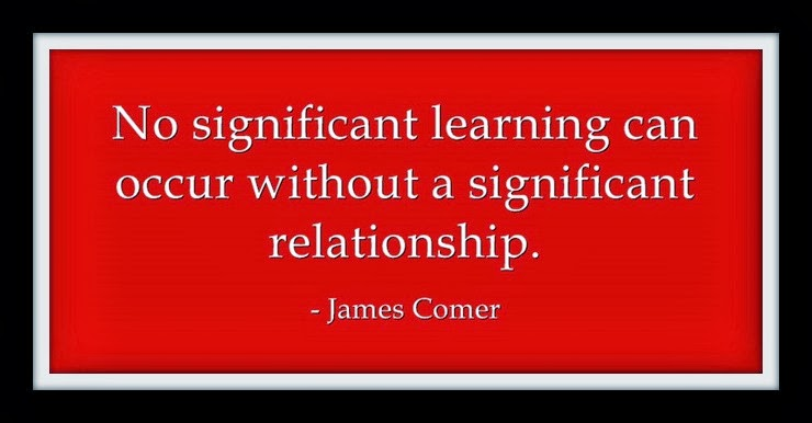 the importance of student teacher relationship